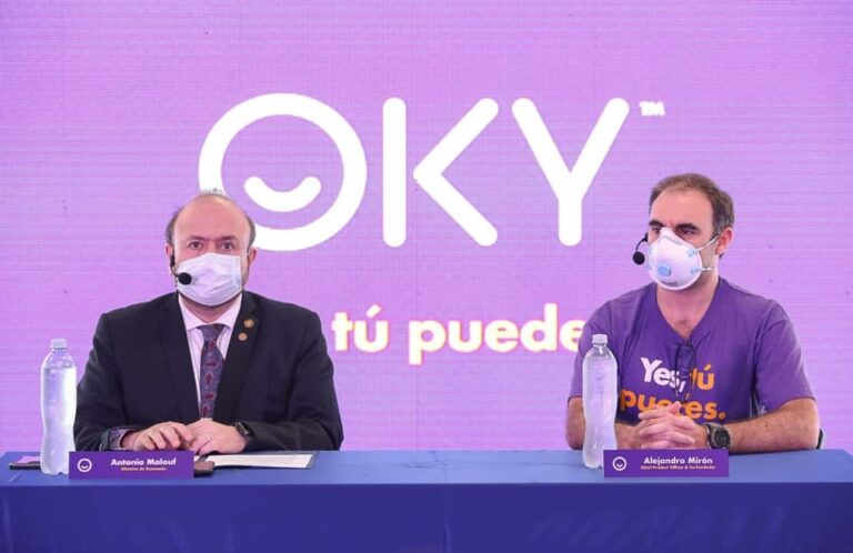 OKY launch conference
