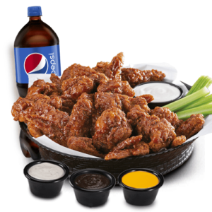 Banquet of 30 wings