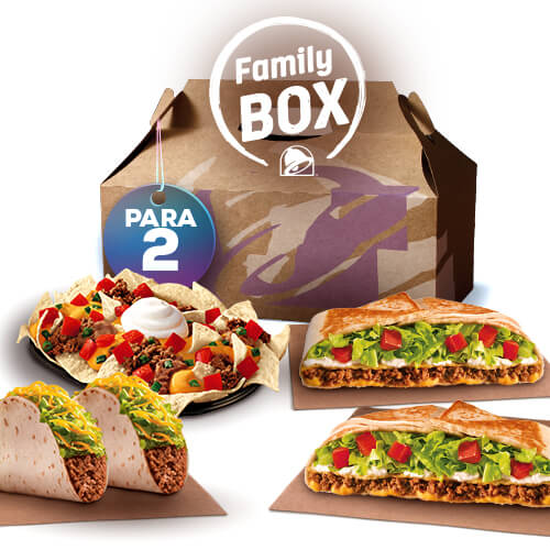 Family Box Mediano