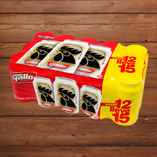 Super Pack Gallo