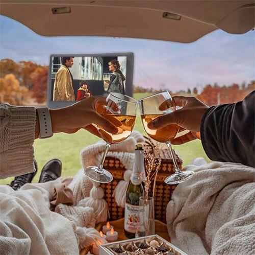 Drive-In At The Park